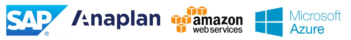 Strategic Partner logos