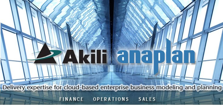 Solar Energy company uses Anaplan for Financial Consolidations – akili